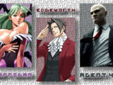 (6)Morrigan Aensland vs (13)Miles Edgeworth vs (22)Agent 47 2013