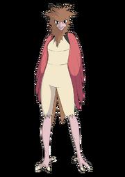 Pokemon 021 spearow by kazuminomegami-d46r9se