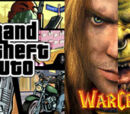 (4)Grand Theft Auto vs (5)Warcraft 2006