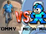(3)Tommy Vercetti vs (2)Mega Man 2003