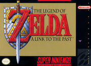 Zelda SNES