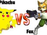 (8)Pikachu vs (9)Fox McCloud 2003