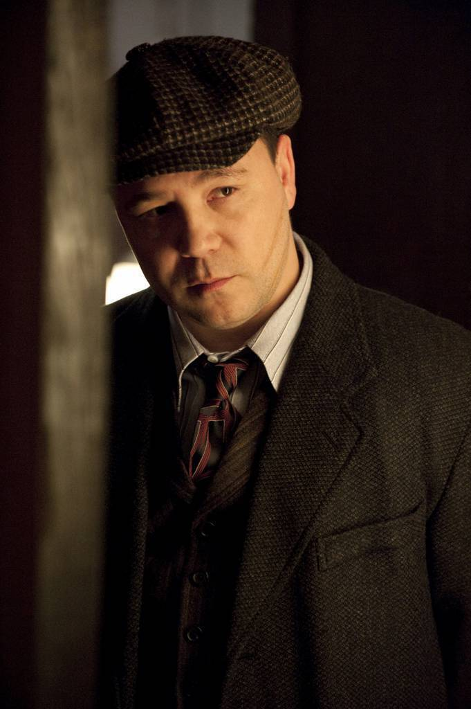 Al Capone In Season 1 Boardwalk Empire Wiki Fandom Powered By Wikia