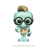 Squidward Kamp Koral FUNKO Pop