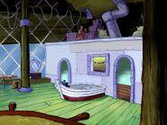 Crabe croustillant - salle principale