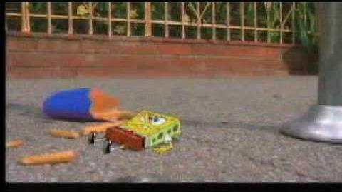 Spongebob Movie Commercial (8-28-04)