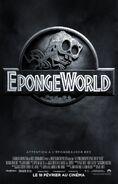 Poster parodique - Eponge World