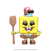 SpongeBob and Gary Kamp Koral FUNKO Pop