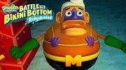 SpongeBob SquarePants Battle for Bikini Bottom - Rehydrated - Boss Fight Trailer