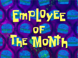 12b Employee of the Month