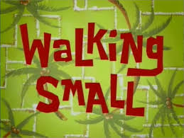 18b Walking Small