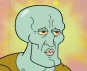 180px-More Handsome Squidward