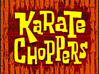 14b Karate Choppers