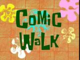 Comic Walk