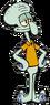 Calamardo Tentáculos de Bob Esponja