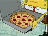 Pizza de Don Cangrejo