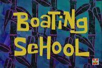 Escuela de botes