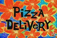 Pizza domicilio