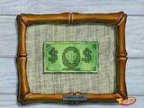 Primer Dolar de Don Cangrejo