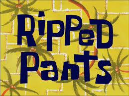 2b Ripped Pants