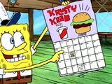 Calendario del Krusty Krab