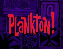 3b Plankton!