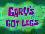 Las Piernas de Gary