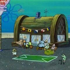 El Crustacio Cascarudo antes de ser un restaurante