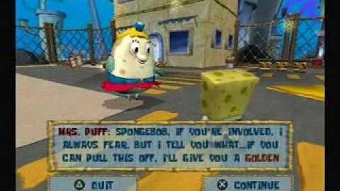 Let's Play SpongeBob SquarePants Battle for Bikini Bottom Part 7