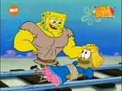 SpongeBob will Mädchen helfen