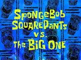 Bob Esponja y la Gran Ola