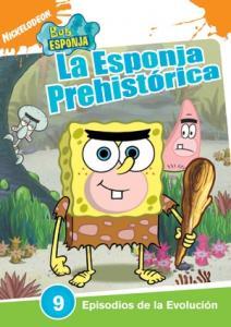 Bob-esponja-la-esponja-prehistorica