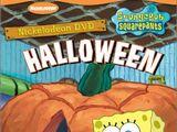Bob Esponja en Hallowen