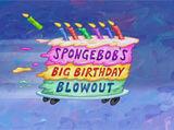 La Gran Fiesta: Cumpleaños de Bob Esponja