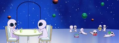 Space World Aliens