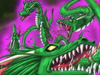 Nosehair Dragons
