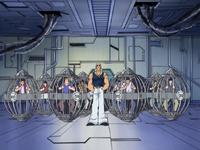 Cyber City - Prison Area