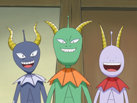 Flower Demon King's Minions