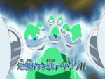 Natsu Shinken - Poison Shaved Ice Attack 2