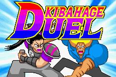 Kibahage Duel Title Screen