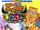 Bobobo-bo Bo-bobo Gag Fusion of the Nine Ultimate Warriors/V Jump Book