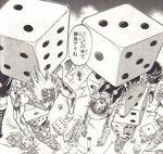 Fist of Dice Gambling