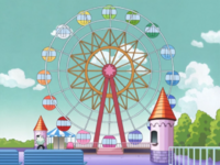 A-Block Amusement Park - Ferris Wheel