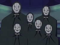 Gunkan's Five Great Warriors