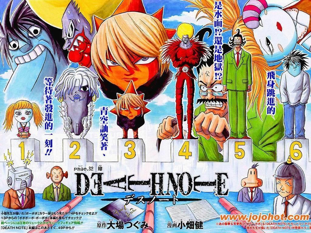 Other Manga And Anime In Bobobo Bo Bo Bobo The Bobobo Bo Bo Bobo