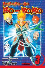 Bo-bobo English Manga Volume 3
