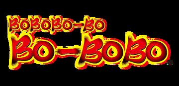 Bo-bobo English Logo
