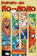Bo-bobo English Manga Volume 0