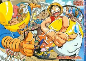 Bobobo One Piece