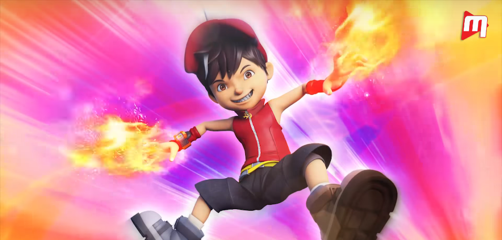 Boboiboy Fire Boboiboy Galaxy Wiki Fandom Powered By Wikia